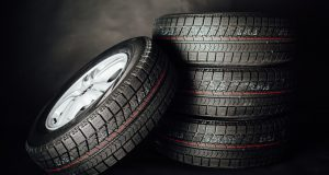 Storing winter tires