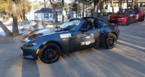 2017 Mazda Adventure Rally