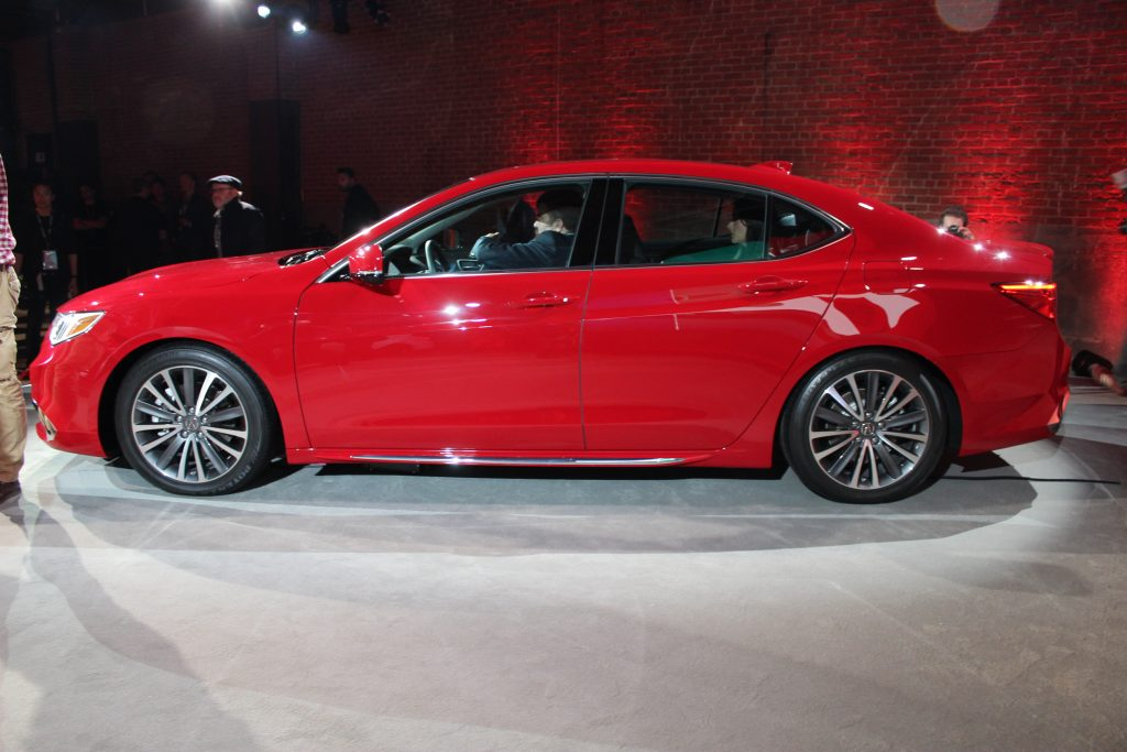 Wonderful The 2018 Acura TLX Is Unveiled Ahead Of The New York Auto