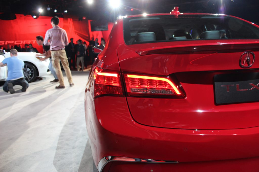 Perfect The 2018 Acura TLX Is Unveiled Ahead Of The New York Auto