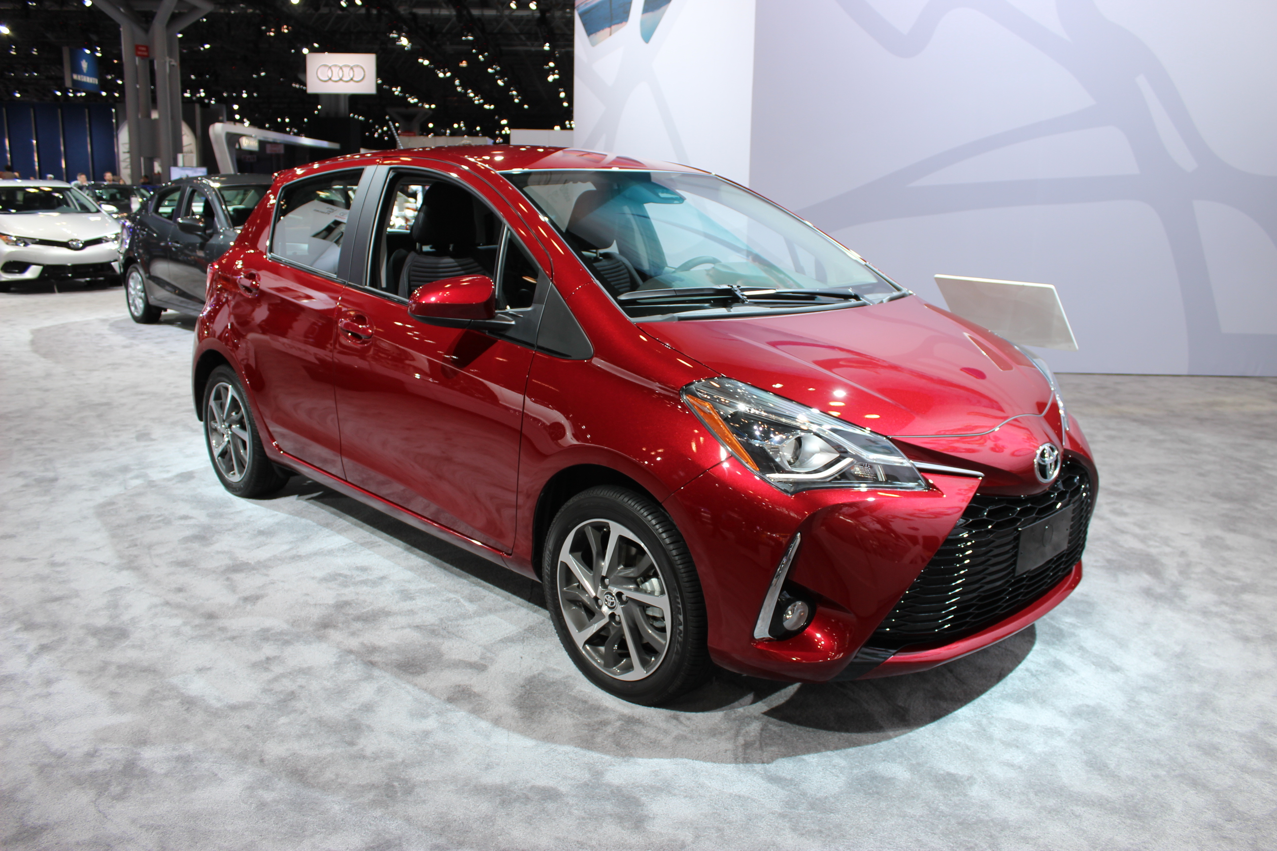 The 2018 Toyota Yaris debuts in New York | Woman And Wheels