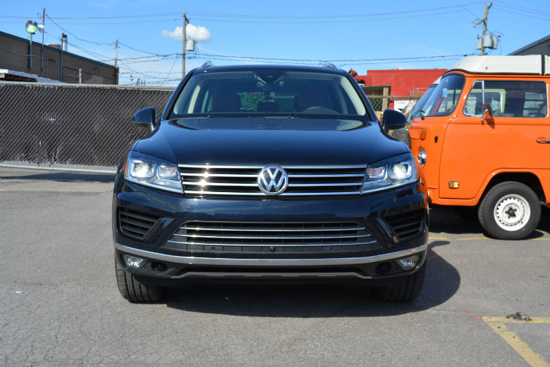 2017 VW Touareg