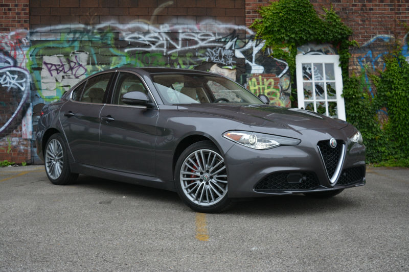 car review 2017 alfa romeo giulia ti q4 woman and wheels. Black Bedroom Furniture Sets. Home Design Ideas