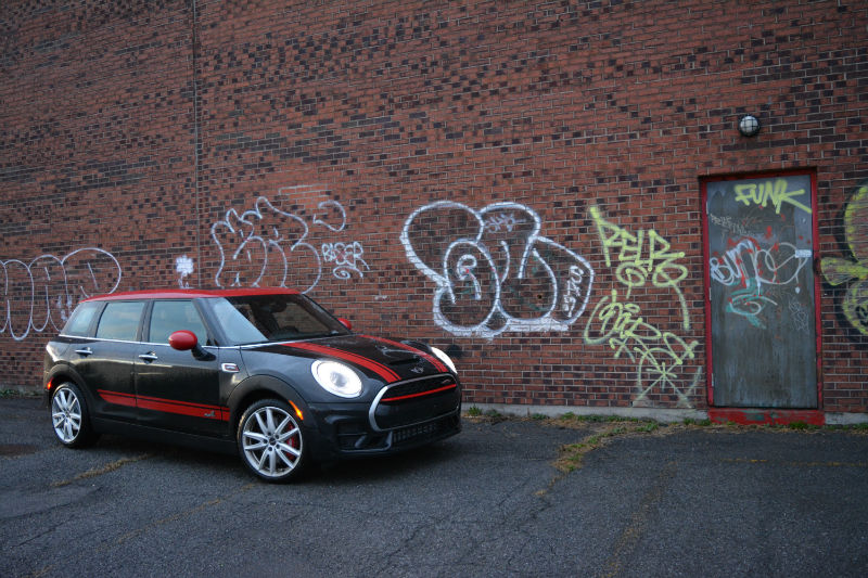 Car Review 2017 Mini Clubman Jcw Biased Love Woman And Wheels