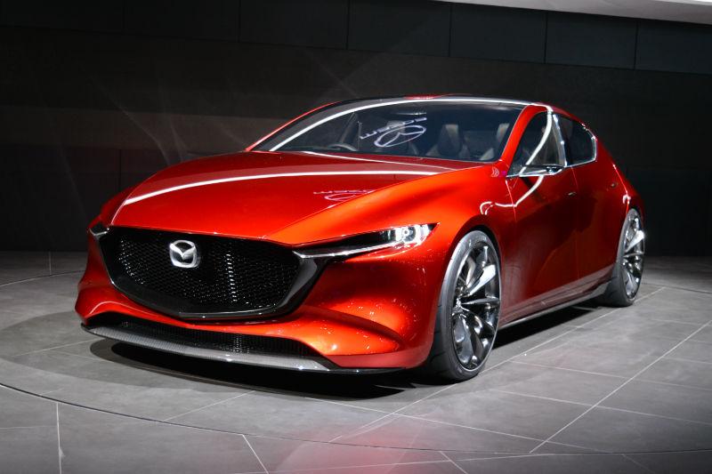 2017 Tokyo Motor Show: Mazda Kai Concept | Woman And Wheels