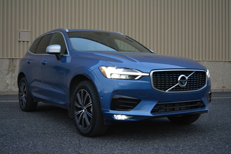 Car Review 2018 Volvo Xc60 T6 R Design Woman And Wheels