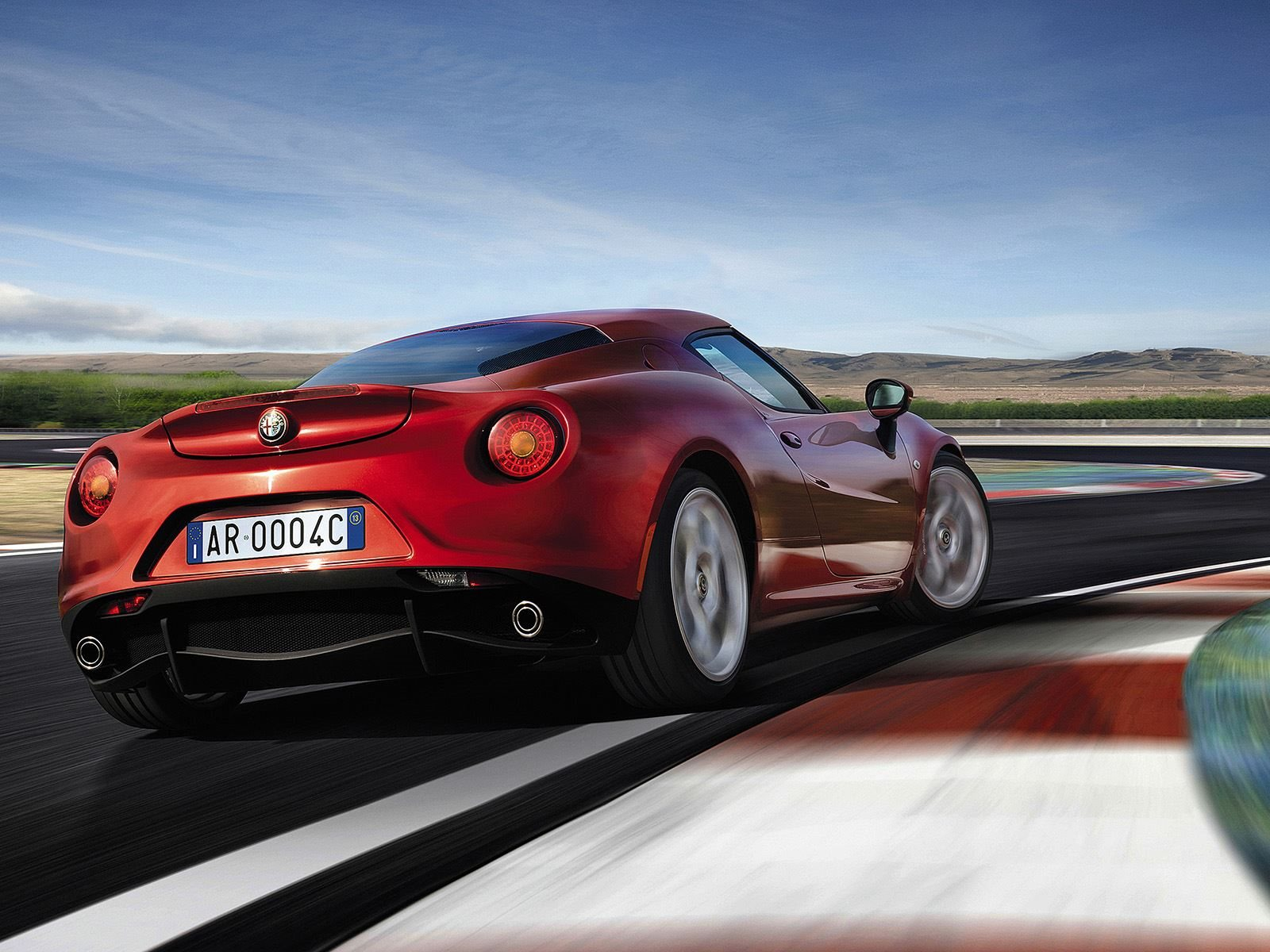 An Alfa Romeo 6c In Our Future Woman And Wheels