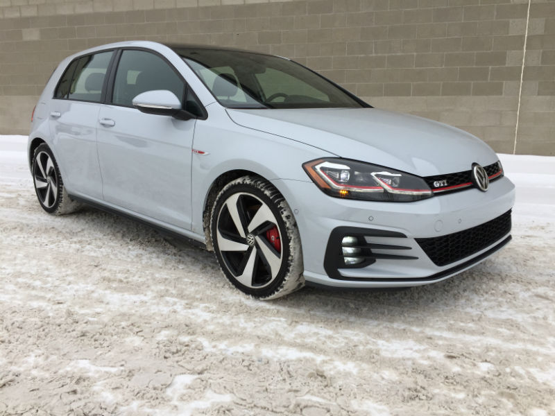 2018 Volkswagen Gti Review >> Review 2018 Volkswagen Golf Gti Woman And Wheels