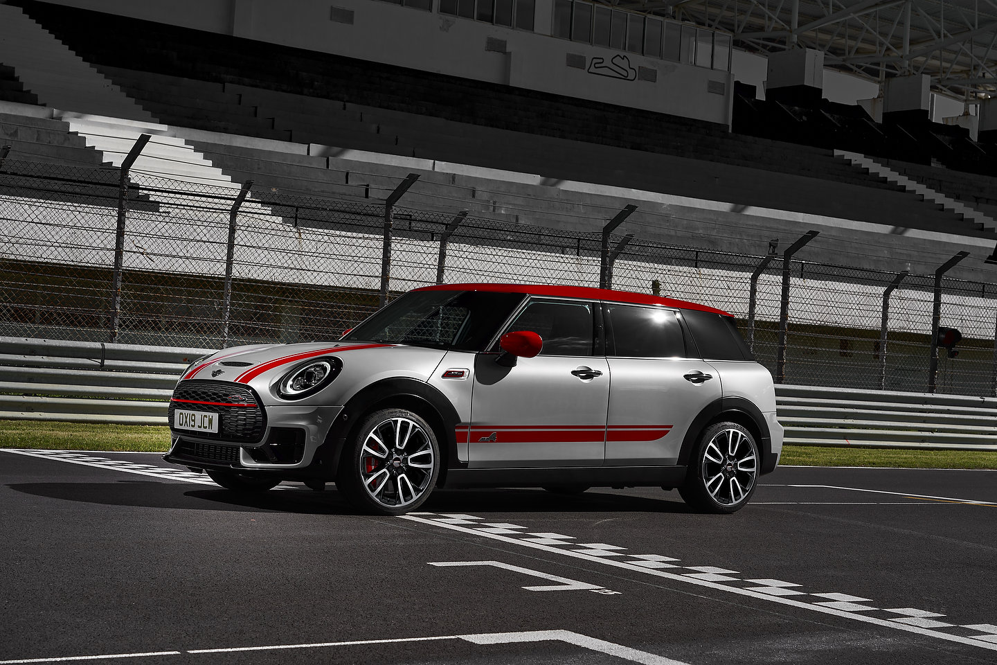 Mini Presents New John Cooper Works Clubman And Countryman Woman