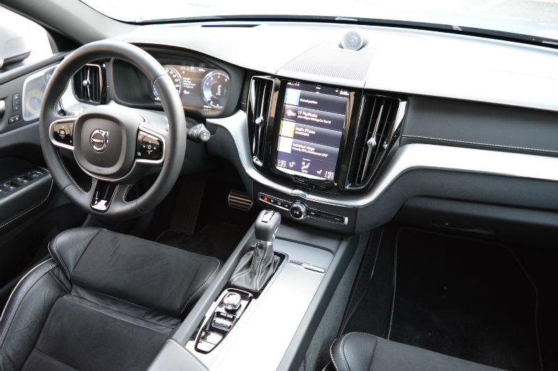 Car Review 2018 Volvo Xc60 T6 R Design